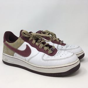 Nike Air Force 1 '07 Sneakers 315115-162 Size 7 M